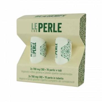 BE HEMPY | Ομοιοπαθητικό - Le Perle 1400 mg CBD