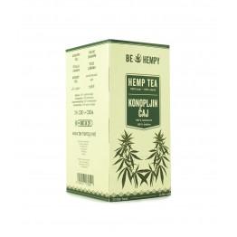 BE HEMPY | Τσάι κάνναβης σε φακελάκι, 14gr/20pcs