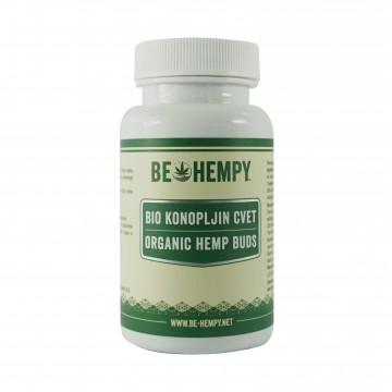 BE HEMPY | Organic Hemp Buds 60 κάψουλες (32gr)