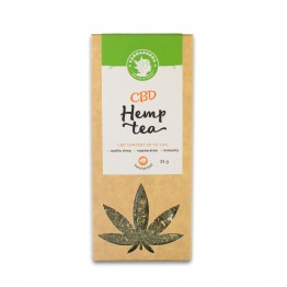 Hemp Tea Bio 1,6% CBD, 35gr