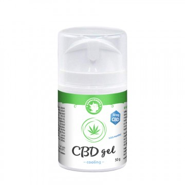 Cannadora | Cooling Gel (50mg CBD) 50gr