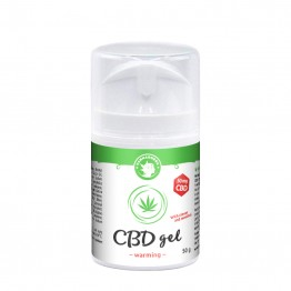 Cannadora | Warming  Gel (50mg CBD) 50gr