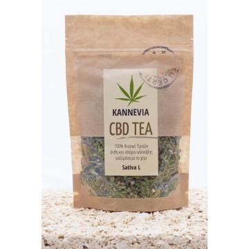 Kannevia | Τσάι Βιομηχανικής Κάνναβης 20gr