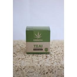 Kannevia | Τσάι Βιομηχανικής Κάνναβης σε Φακελάκια 10gr