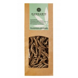 Kannabio | Χειροποίητο Ζυμαρικό Βιολογικής Κάνναβης 350gr
