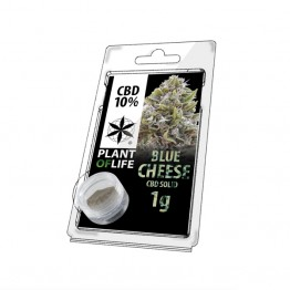 Plant Of Life Blue Cheese 10% CBD Solid