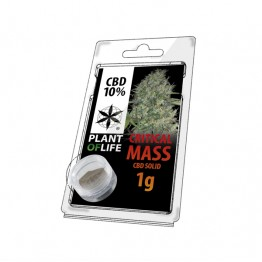 Plant Of Life Critical Mass 10% CBD Solid