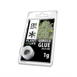 Plant Of Life | Gorilla Glue 22% CBD Jelly