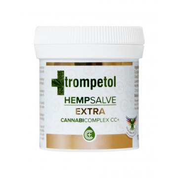 Trompetol | Extra Αλοιφή Με Εκχύλισμα Κάνναβης (30ml)