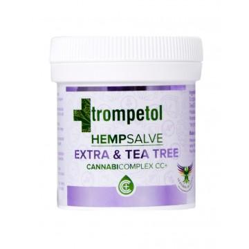 Trompetol | Αλοιφή Με Εκχύλισμα Κάνναβης Tea Tree (100ml)