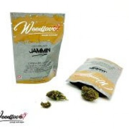 Weedlove - Jammin Ανθός CBD 14%  2gr
