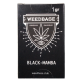 Weedbase | Ανθός Black Mamba CBD ± 18%  2gr