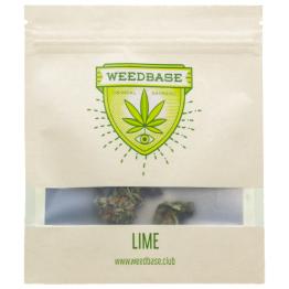 Weedbase | Lime CBD ± 14%  2gr