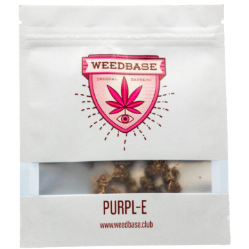 Weedbase | Purpl-E CBD ± 13%  1gr