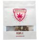 Weedbase | Ανθός Purpl-E CBD ± 13%  1gr (1+1 ΔΩΡΟ)