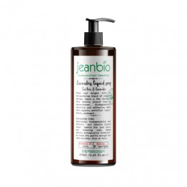 JEANBIO CANNABIS LIQUID SOAP TEA TREE 250ml