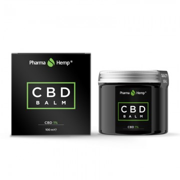Pharma Hemp   Αλοιφή με CBD 1% (1000mg CBD) - 100ml