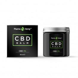 Pharma Hemp | Αλοιφή με CBD 3%(900mg CBD) - 30ml