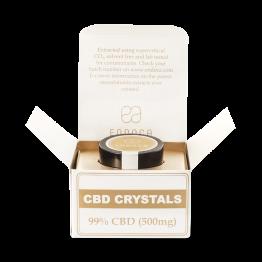 Endoca | Κρύσταλλοι Κάνναβης 99% CBD (0.5gr)