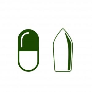 Κάψουλες & Υπόθετα - ομοιοπαθητικά CBD