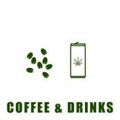 Καφές & Ροφήματα με Κάνναβη