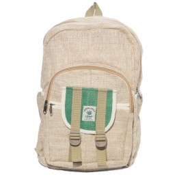 Big Backpack 100% Hemp - No605