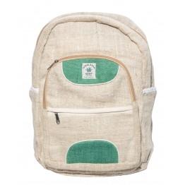 Big Backpack 100% Hemp - No606