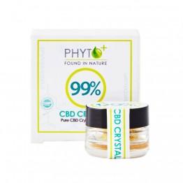 Phyto+ | CBD Crystals Pure 99%