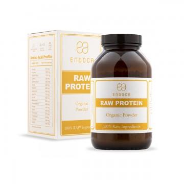 Endoca | Βιολογική Πρωτεΐνη Κάνναβης σε Σκόνη 226gr