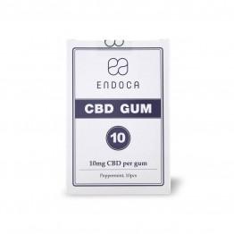 Endoca | CBD Μαστίχα 100mg 10ΤΜΧ