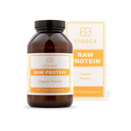 Endoca | Βιολογική Πρωτεΐνη Κάνναβης σε Σκόνη 36gr