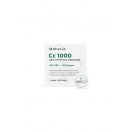 Enecta | Cc1000mg - CBD Κρύσταλλοι 1gr