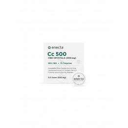 Enecta | Cc500 - CBD Κρύσταλλοι 500mg 0.5gr