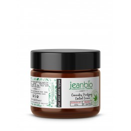 JEANBIO CANNABIS PURIFYING CONTROL CREAM FORMULA 60ml