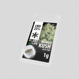 Plant Of Life | Mango Kush 22% CBD Jelly