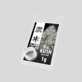 Plant Of Life | O.G. Kush 22% CBD Jelly