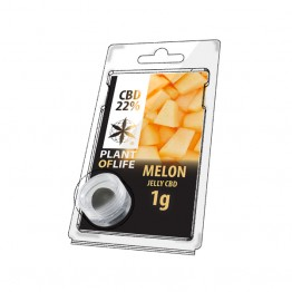 Plant Of Life | Melon 22% CBD Jelly